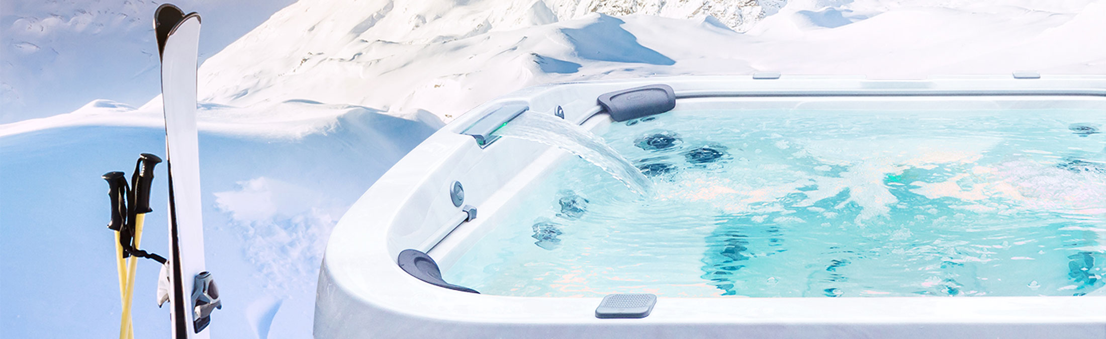 Paradise Pool and Spa J500 Hot Tub Collection
