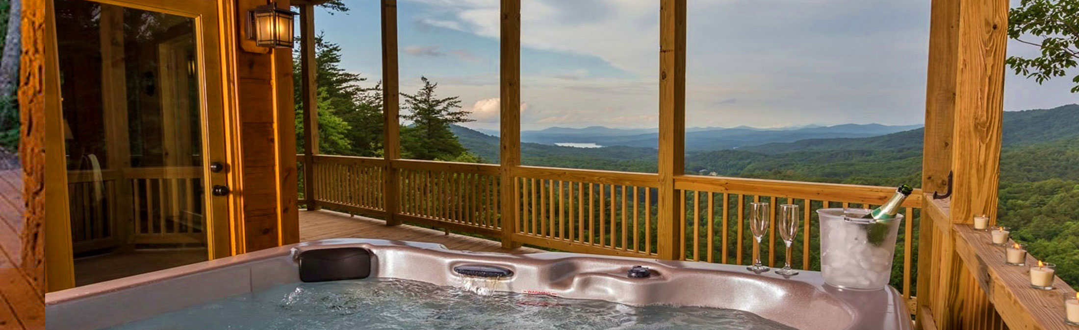 Paradise Pool and Spa JLX Hot Tub collection