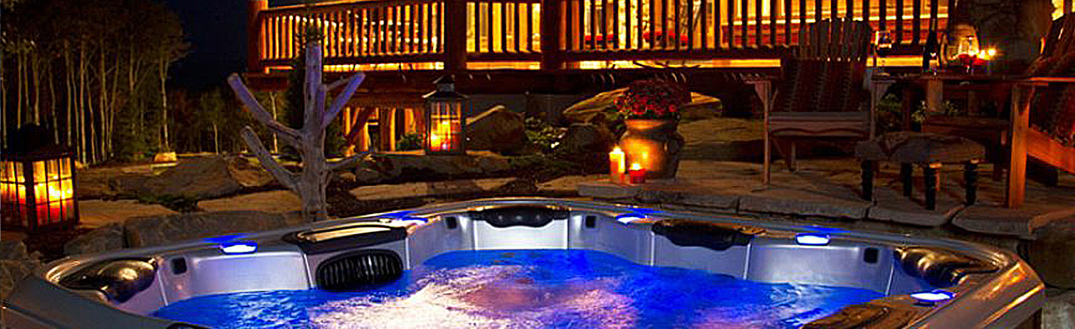 Paradise Pool and Spa J300 Hot Tub Collection