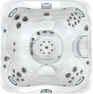 Paradise Pool and Spa Hot Tub J345 Collection