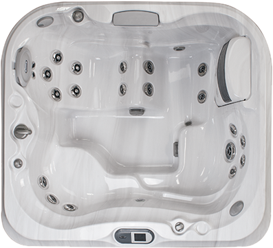 Paradise Pool and Spa Hot Tub J415 Collection